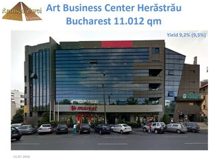Business Center in Bucharest